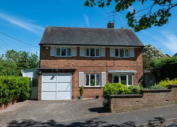Thumbnail 3 bed detached house for sale in Elmley Close, Cutnall Green, Droitwich