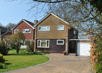 Thumbnail 3 bed detached house to rent in Carleton Close, Hook