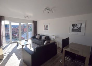 Thumbnail 2 bedroom flat to rent in Weavers Point, Lodge Lane, Derby