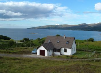Thumbnail 3 bed detached house for sale in 1/2 6 Gedintailor, Braes, Isle Of Skye