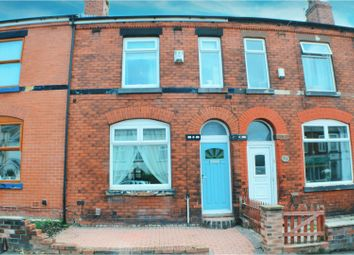 Thumbnail 4 bed terraced house for sale in Partington Lane, Swinton, Salford