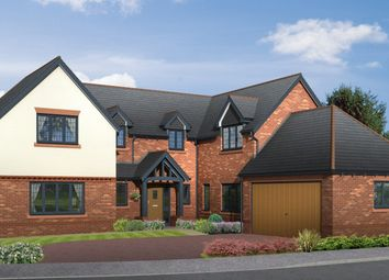 Thumbnail 5 bedroom detached house for sale in The Larches, Moor Lane, Wilmslow, Cheshire