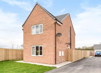 Thumbnail 3 bed detached house for sale in Nelson Close, Wilberfoss, York