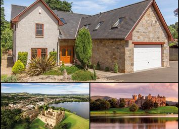 Thumbnail 5 bed property for sale in Highfield Lodge, Falkirk Road, Linlithgow