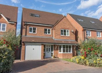 Thumbnail 5 bed detached house for sale in Hillmorton Road, Rugby