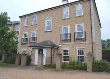 Thumbnail 2 bed flat to rent in The Crescent, Oxford