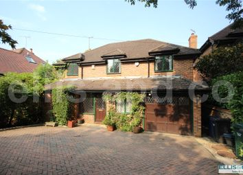 Thumbnail 4 bed detached house for sale in Milespit Hill, Mill Hill, London