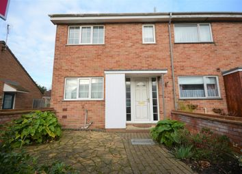 Thumbnail 3 bed end terrace house to rent in Holst Close, Lowestoft