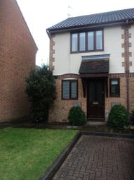 Thumbnail 2 bed terraced house to rent in Lapwing Close, Bicester, Oxfordshire