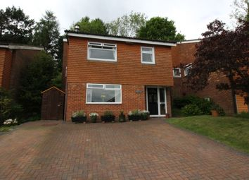 Thumbnail 4 bed detached house for sale in Rochester Way, Crowborough