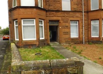 Thumbnail 1 bed flat to rent in Barbadoes Road, Kilmarnock