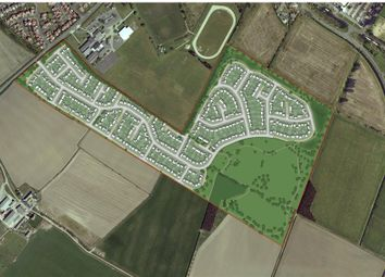 Thumbnail  Land for sale in Land Adjacent To Acklington Road, Amble, Northumberland