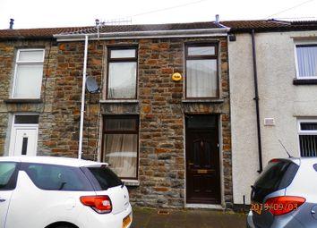 2 bed terraced house for sale in 11 Scott Street, Tynewydd, Rhondda Cynon Taff. CF42