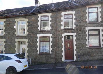 3 bed property for sale in Thomas Street, Tonypandy, Rhondda Cynon Taff. CF40