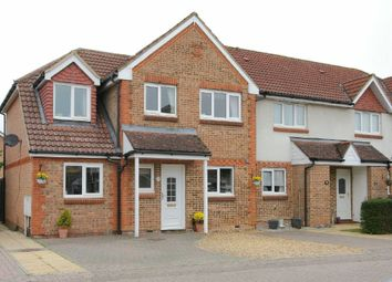Thumbnail 4 bed semi-detached house for sale in Cornflower Way, Ludgershall, Andover