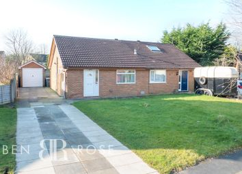 Thumbnail 2 bed semi-detached house for sale in West Avenue, Ingol, Preston