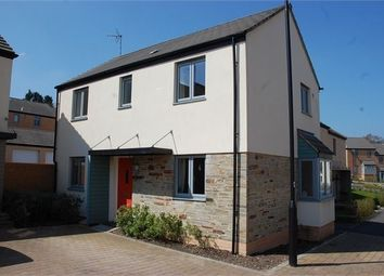 Thumbnail 3 bed link-detached house for sale in Orleigh Cross, Newton Abbot, Devon.