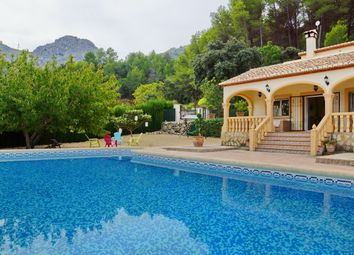 Thumbnail 3 bed villa for sale in Vall De Laguar, Marina Alta, Dénia, Alicante, Valencia, Spain