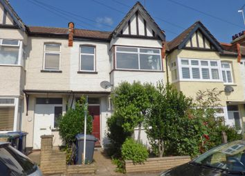Thumbnail 4 bed terraced house for sale in Capel Road, East Barnet