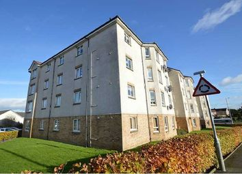 Thumbnail 2 bed flat for sale in Burte Court, Bellshill