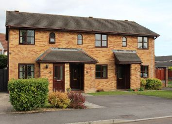Thumbnail 2 bed terraced house for sale in Wilman Way, Salisbury