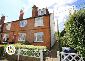 Thumbnail 3 bed terraced house for sale in Elmbridge Road, Cranleigh