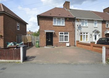 Thumbnail 3 bed end terrace house for sale in Halbutt Street, Dagenham