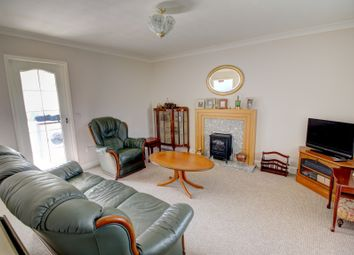 Thumbnail 1 bed terraced bungalow for sale in St. Claires Court, Lincoln