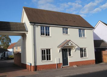 Thumbnail 3 bed detached house for sale in Wilkin Drive, Tiptree, Colchester