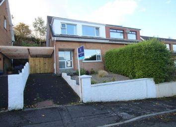 Thumbnail 3 bed semi-detached house for sale in Burnside Avenue, Belfast