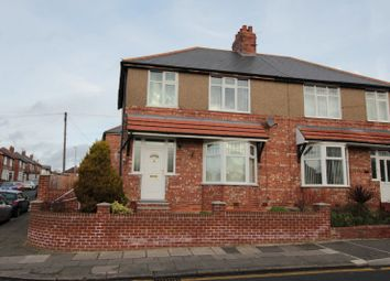3 bed terraced house for sale in Willow Road, Darlington, Durham DL3