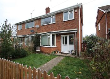 Thumbnail 3 bed semi-detached house for sale in Salisbury Road, Burton