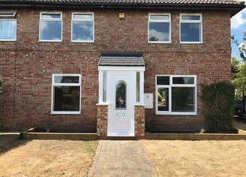 Thumbnail 3 bed semi-detached house to rent in Broadgate, Weston, Spalding