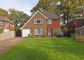 Thumbnail 4 bedroom detached house for sale in Redcroft Walk, Cranleigh