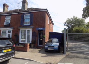 Thumbnail 3 bed terraced house for sale in Station Road South, Totton