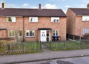 Thumbnail 3 bedroom end terrace house for sale in Puttocks Drive, North Mymms, Hatfield