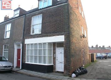 Thumbnail 1 bed flat to rent in Friars Street, King's Lynn
