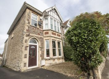 Thumbnail 4 bed semi-detached house for sale in Charlton Road, Keynsham, Bristol