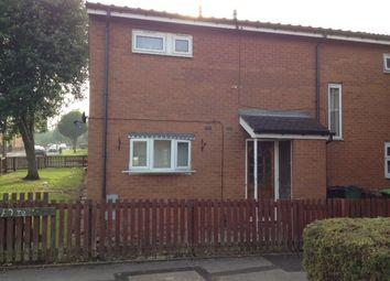 Thumbnail 2 bed town house to rent in Whitehouse Street, Tipton