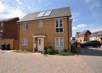 Thumbnail 3 bed semi-detached house to rent in Grangewick Road, Grays, Essex
