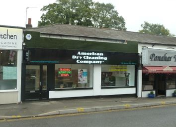 Retail premises to let in High Street, Esher KT10
