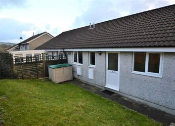 Thumbnail 2 bed flat to rent in Elford Crescent, Plymouth, Devon