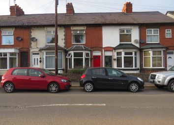 2 bed terraced house for sale in Cropston Road, Anstey, Leicester LE7