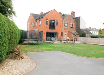 Thumbnail 5 bed semi-detached house for sale in Ashby Road, Ibstock