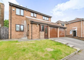 Thumbnail 3 bed detached house for sale in Firstore Drive, Colchester