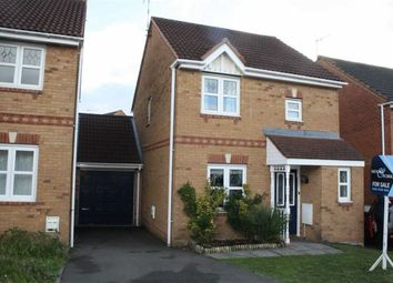 Thumbnail 3 bed link-detached house for sale in Seaton Road, Thorpe Astley, Braunstone, Leicester
