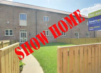 Thumbnail 3 bed terraced house for sale in Enholmes Farm, Patrington, East Riding Of Yorkshi