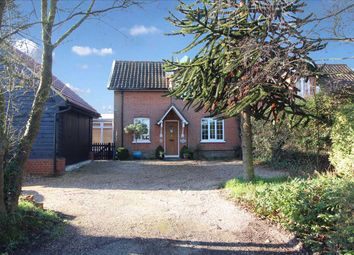 Thumbnail 2 bed cottage for sale in Main Road, Woolverstone, Ipswich, Suffolk