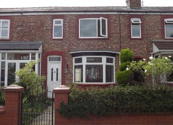 Thumbnail 3 bed terraced house to rent in Newman Street, Latchford, Warrington