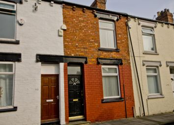 Thumbnail 2 bed terraced house for sale in Aubrey Street, Middlesbrough